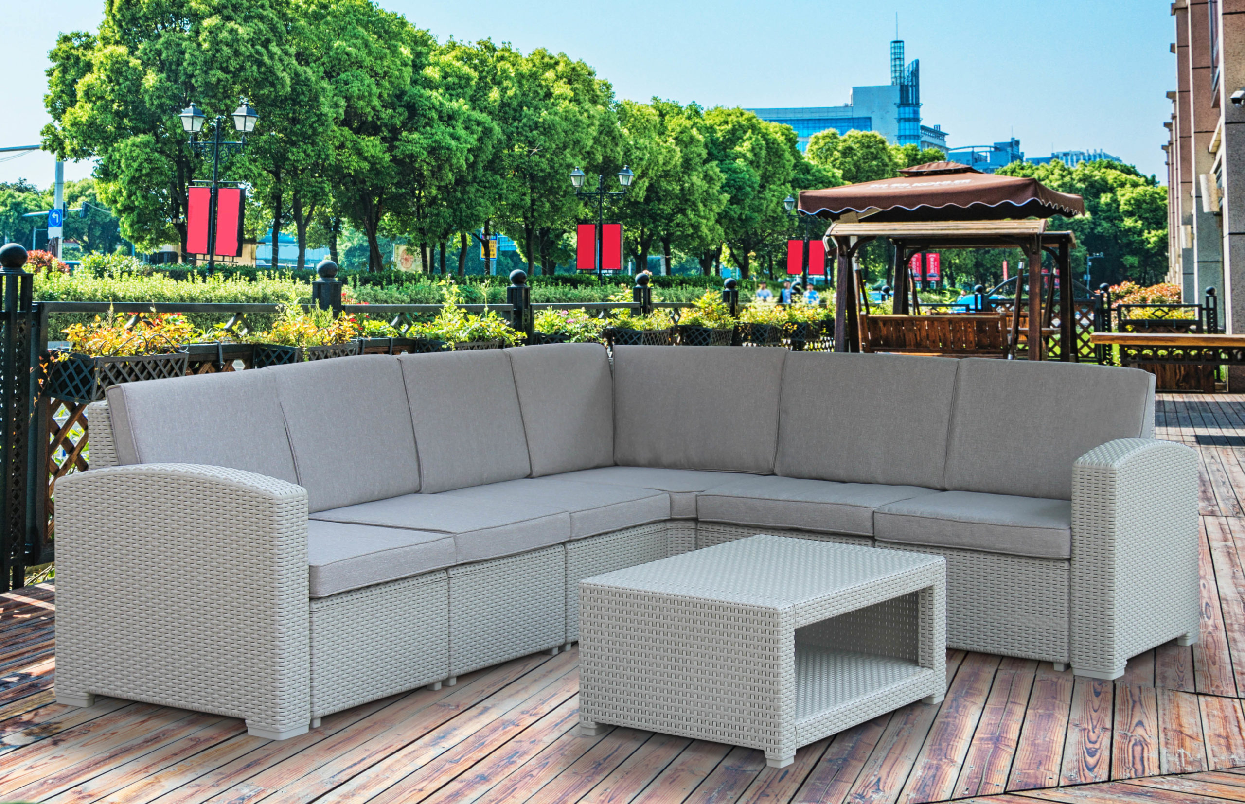 Fine Living - Sanremo Patio set - Calasca Resellers on Fine Living Patio Set id=97617